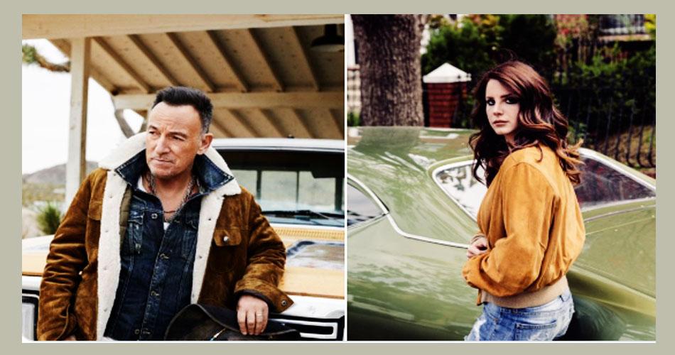 Bruce Springsteen diz que Lana Del Rey é uma das maiores compositoras da atualidade