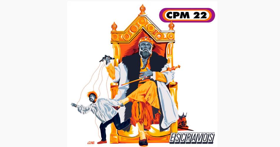 """CPM 22 estreia novo single; ouça """"Escravos"""""""