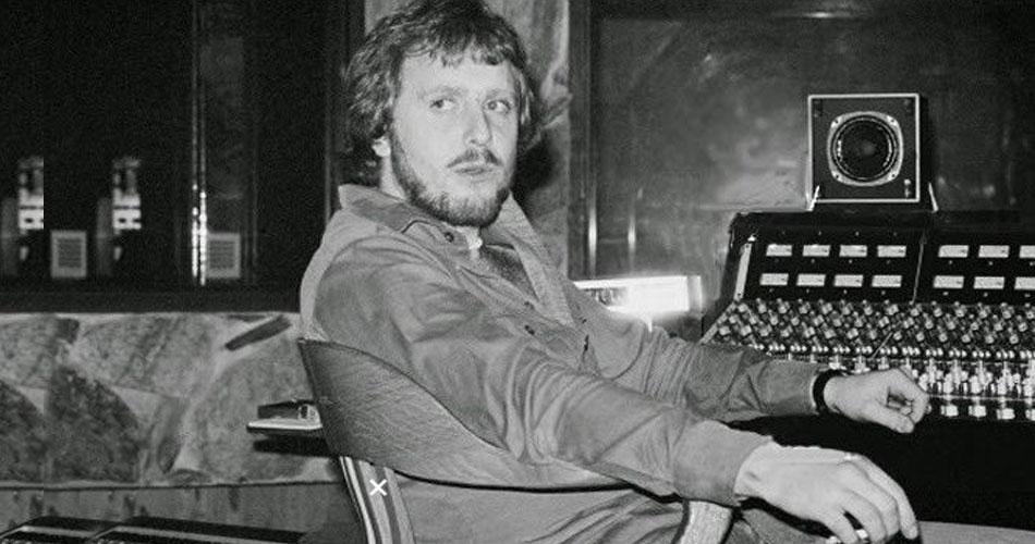 Morre Martin Birch, produtor de álbuns clássicos do Iron Maiden