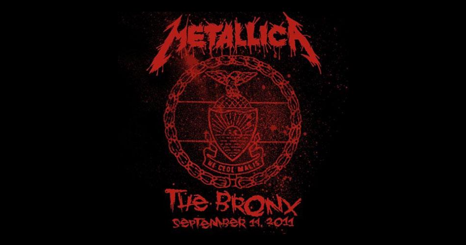 """Metallica: série de shows históricos mostra """"The Big 4"""" em Nova York"""