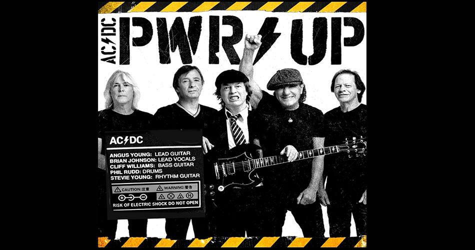 AC/DC confirma formação do novo álbum com Brian Johnson nos vocais e Phill Rudd na bateria