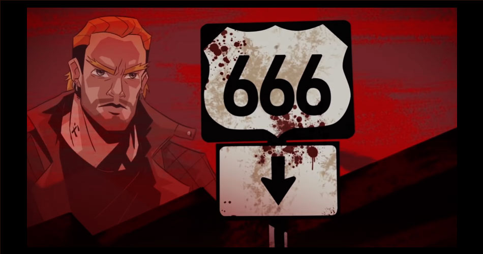 "Corey Taylor lança novo single diabólico; veja lyric video de ""HWY 666"""