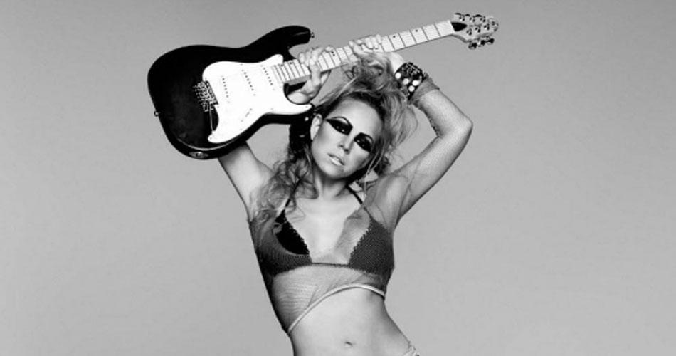 Mariah Carey revela ter gravado álbum grunge em 1995
