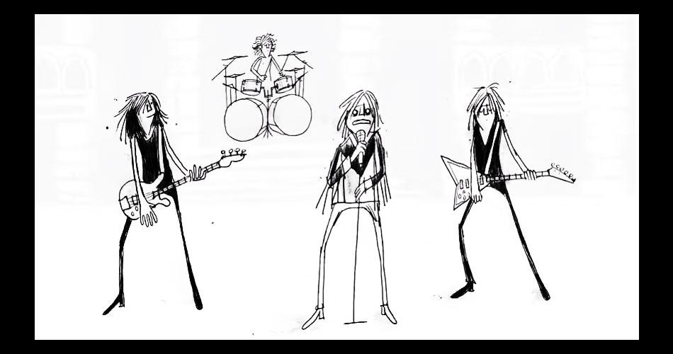 """Ozzy Osbourne lança clipe animado para o clássico """"Crazy Train"""""""
