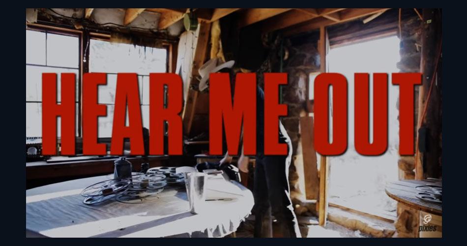 """Pixies está de música nova; veja o clipe de """"Hear Me Out"""""""