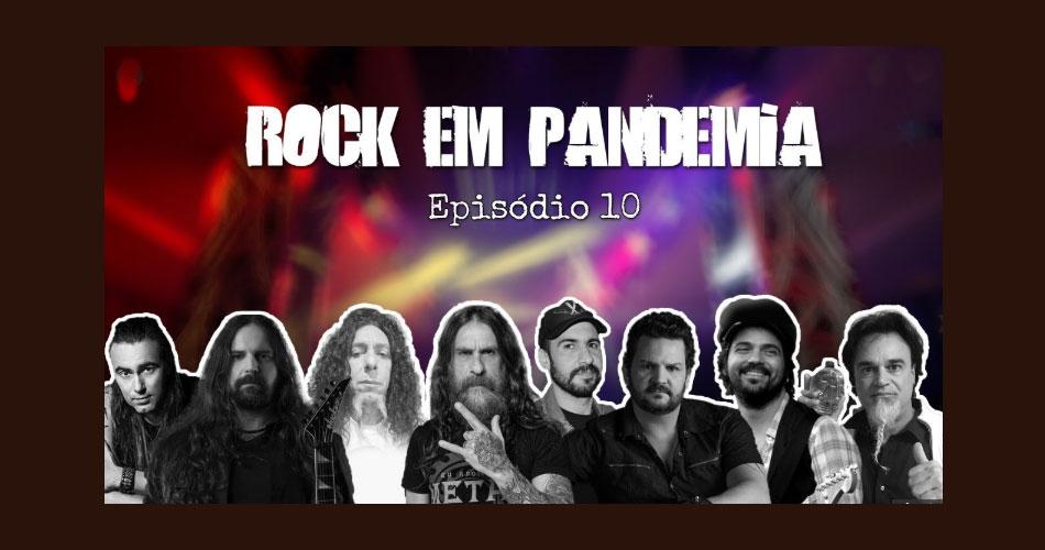 """""""Rock in Pandemia"""": série documental fala sobre desafios da música durante a quarentena"""