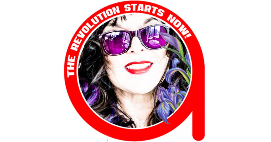 "Ann Wilson, do Heart, disponibiliza audição de novo single: ""The Revolution Starts Now""."