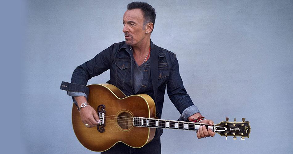 Bruce Springsteen se torna 1º artista a ter Top 5 em cada uma das últimas seis décadas