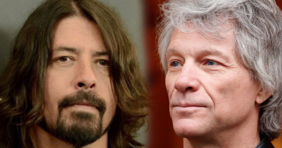 Foo Fighters e Jon Bon Jovi pedem votos para Joe Biden em comício virtual