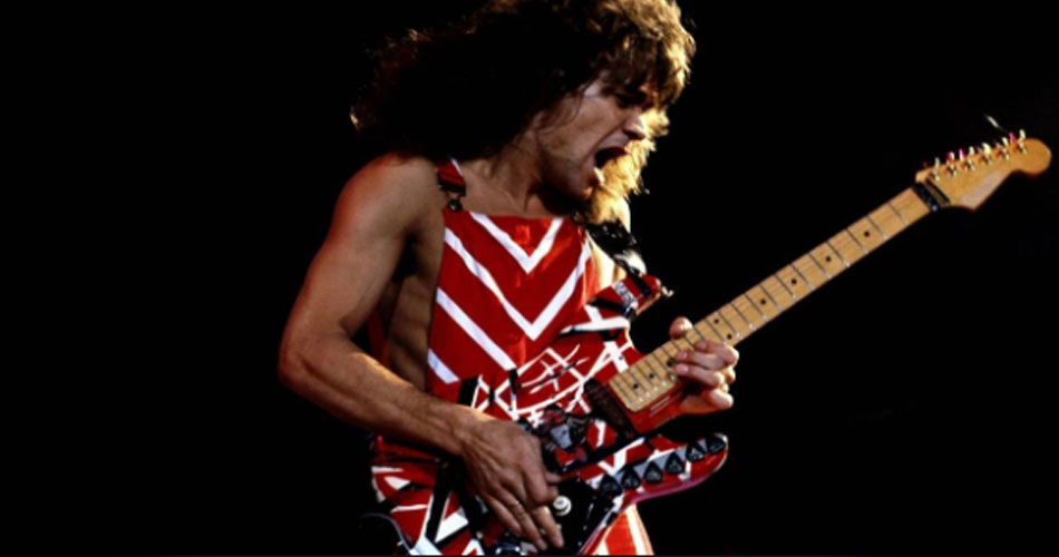 Eddie Van Halen ganha tributo em cerimônia do Rock And Roll Hall Of Fame