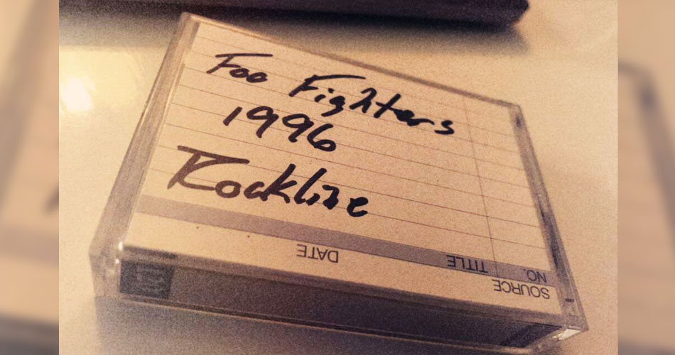 Foo Fighters lança EP com faixas raras exclusivo na Amazon Music