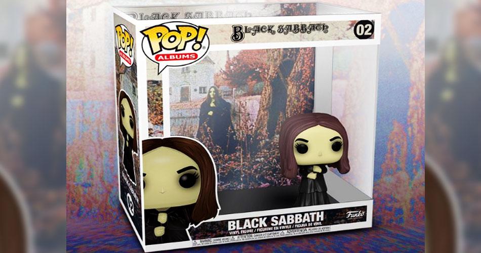 Mulher da capa do álbum de estreia do Black Sabbath ganha versão boneca