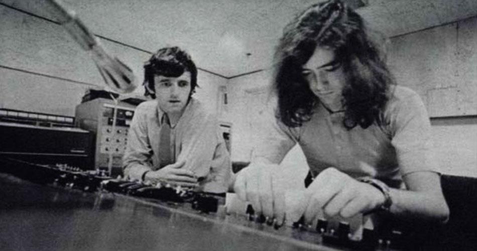 Jimmy Page revela que Led Zeppelin pensou em fazer um disco orientado por sintetizador