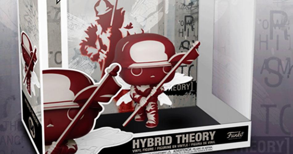 """Linkin Park: soldado da capa de """"Hybrid Theory"""" ganha versão boneco colecionável"""