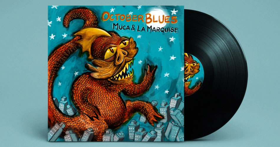 "Muca & La Marquise lança single ""October Blues"""