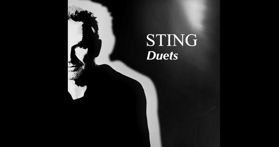Sting anuncia chegada de álbum com seus maiores duetos
