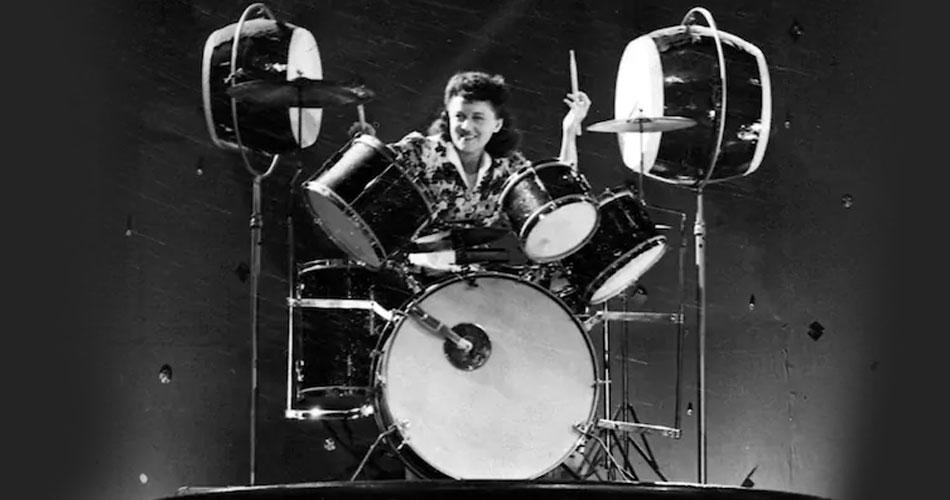 Morre aos 107 anos Viola Smith, pioneira da bateria
