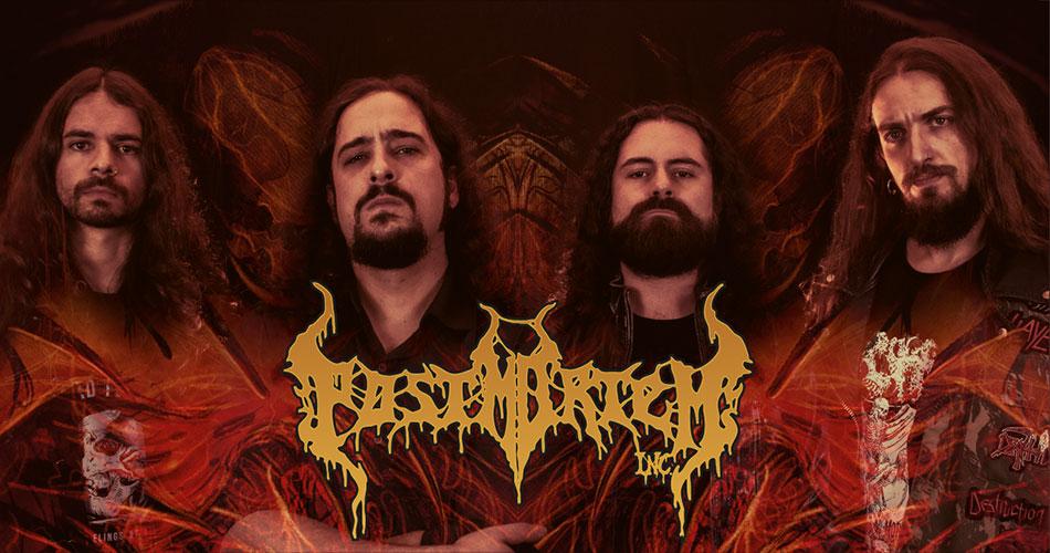 Postmortem Inc.: clipe 'State of Conspiracy' inaugura disco de inéditas