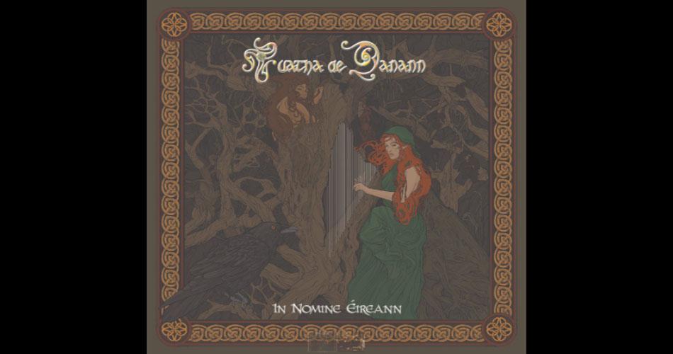 Tuatha de Danann disponibiliza mais uma nova música para audição