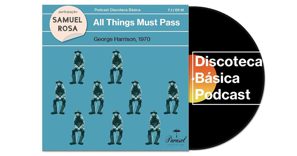 Samuel Rosa fala em audiodocumentário sobre primeiro álbum solo de George Harrison