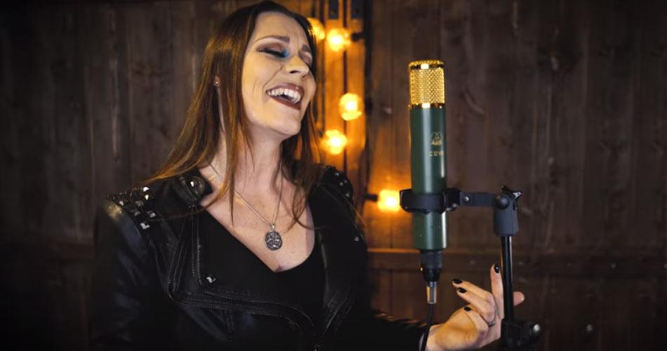 """Let It Go"", do Frozen, ganha versão metal sinfônico com Floor Jansen, do Nightwish"