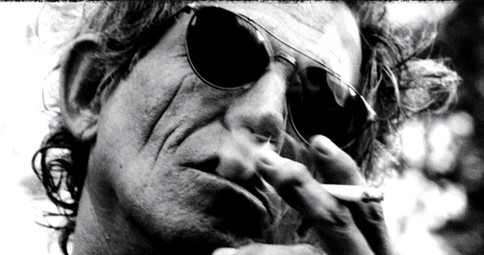 Keith Richards prepara-se para comemorar os 60 anos dos Rolling Stones em 2022