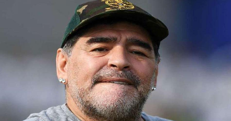 Luto no esporte: morre Diego Armando Maradona