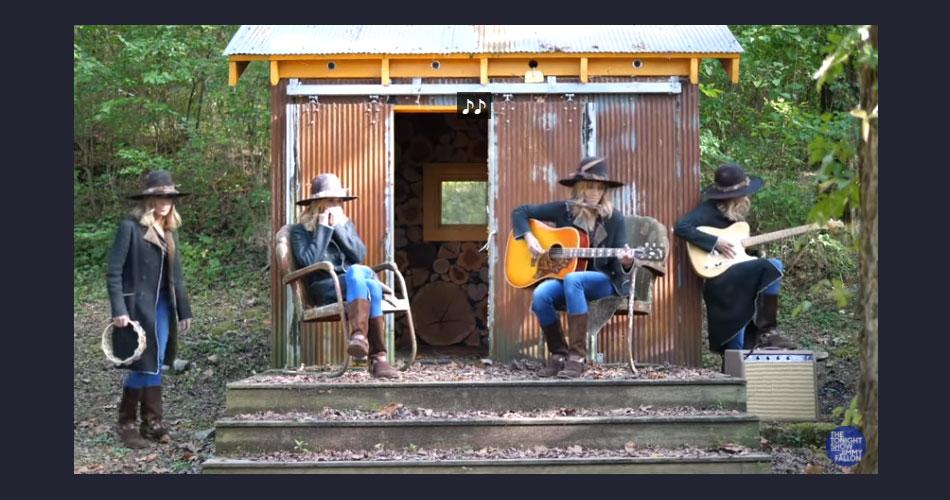 """Vídeo: Sheryl Crow faz versão virtual de """"You Don't Know How It Feels"""", de Tom Petty"""