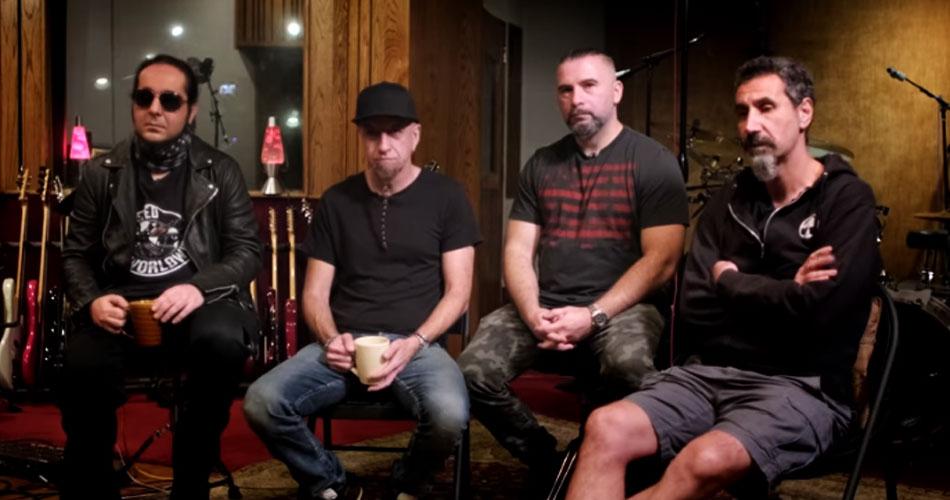 System Of A Down: novas músicas arrecadam em uma semana 600 mil dólares para o Fundo Armênia