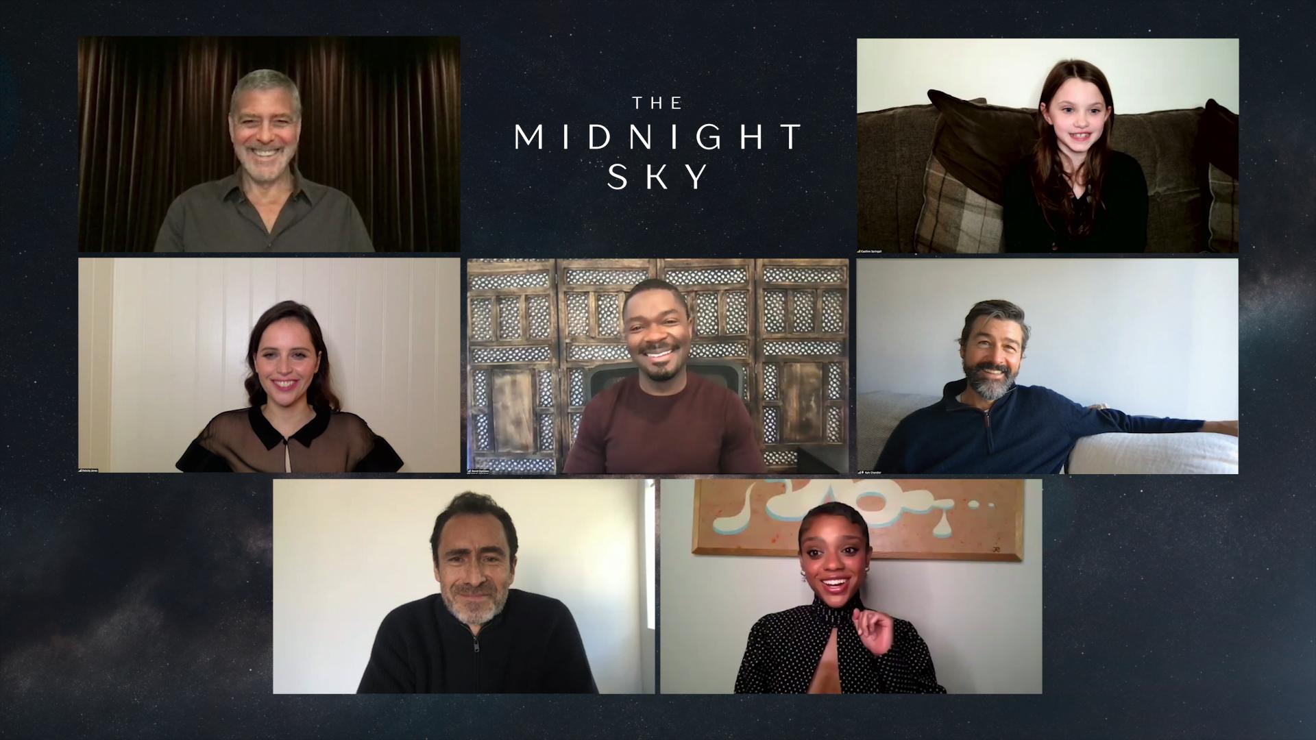 Exclusivo: conferimos O Céu da Meia-Noite, filme dirigido e estrelado por George Clooney