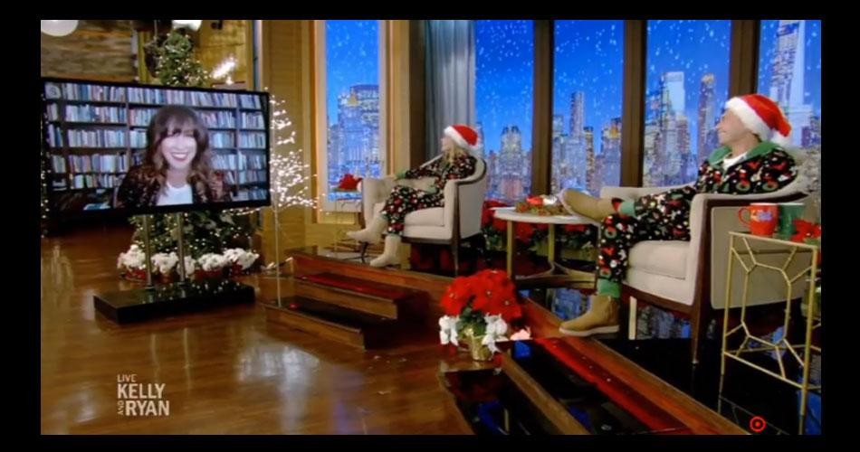 Alanis Morissette faz nova performance natalina para TV dos Estados Unidos