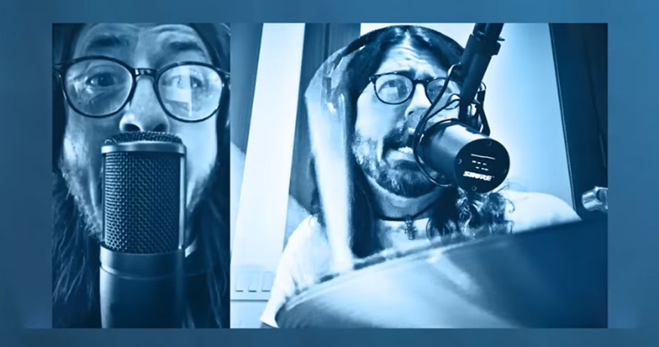 Vídeo: Dave Grohl e Greg Kurstin apresentam cover do The Knack