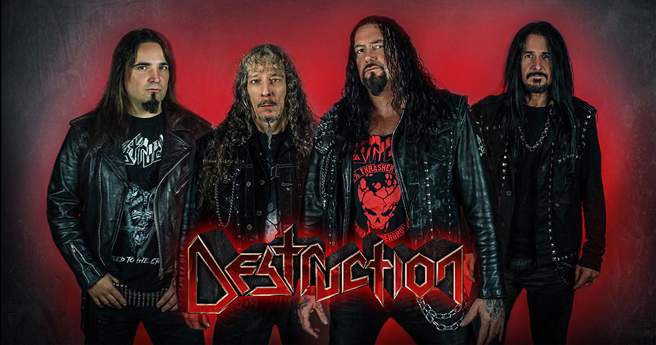 "Destruction ""Live Stream Attack 2021"": ingressos já à venda na América Latina"