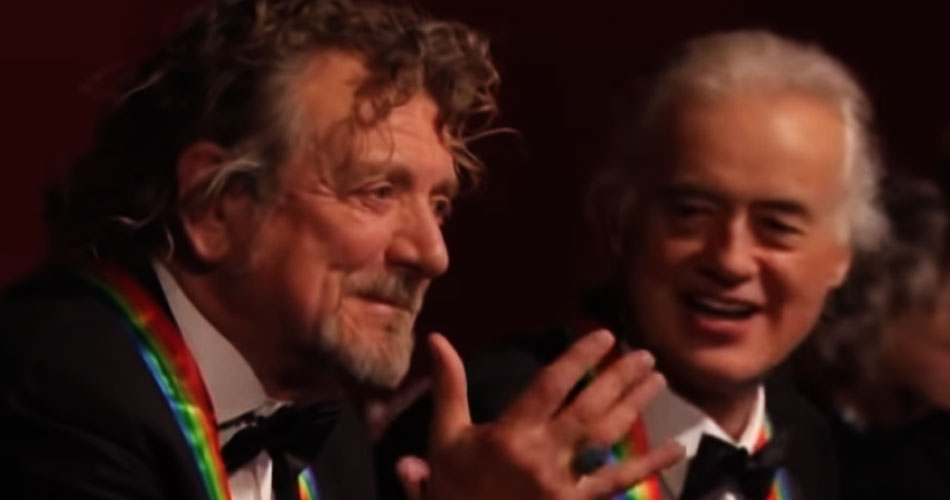 "Ann Wilson analisa sua performance de ""Stairway To Heaven"" que emocionou o Led Zeppelin"