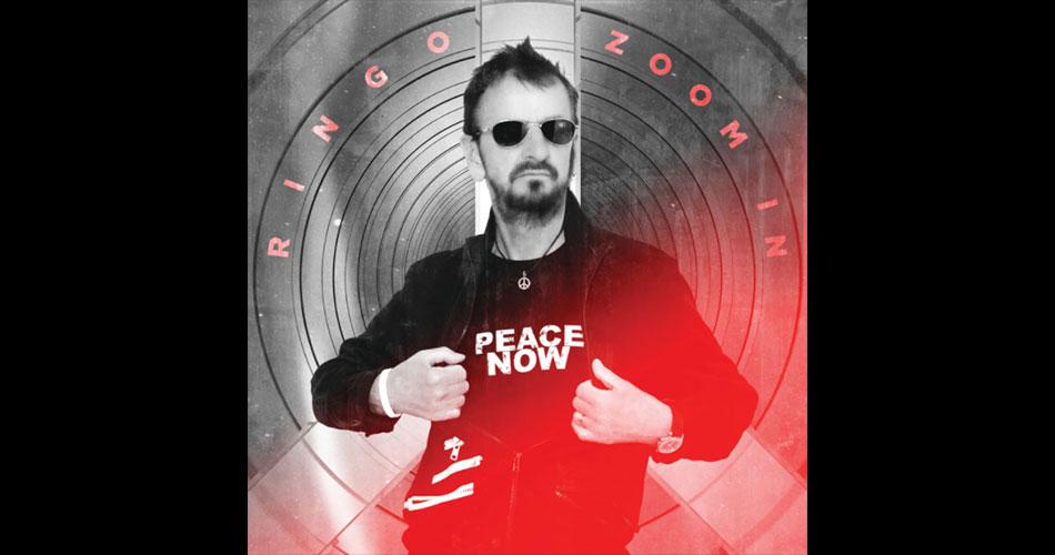 Ringo Starr lança single com participações de Paul McCartney, Dave Grohl, Lenny Kravitz, Sheryl Crow, entre outros