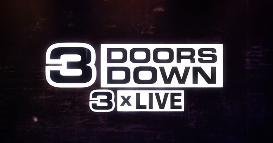 "3 Doors Down celebra 20 anos do álbum ""The Better Life"" com série de shows on-line"