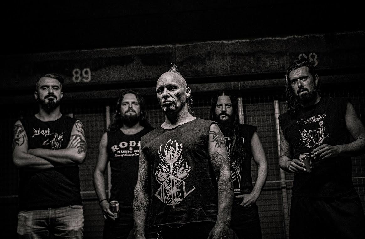 """Bark: """"Written in Stone"""" agora disponível no Brasil via Your Poison Records"""