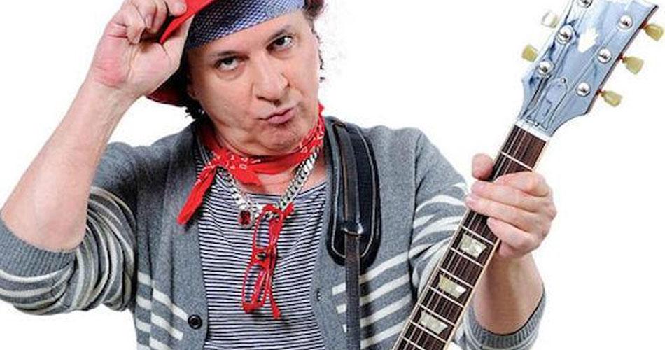 Morre aos 69 anos Sylvain Sylvain, guitarrista do New York Dolls