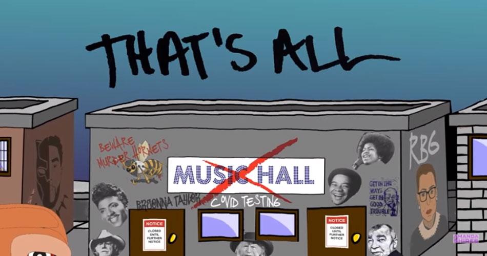 """Clássico """"That's All"""",  do Genesis, ganha nova versão com Amanda Shires"""