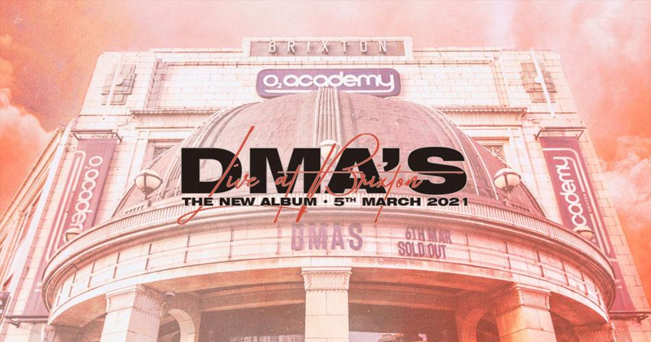 """DMA's anuncia álbum ao vivo e libera novo clipe de """"Lay Down"""""""