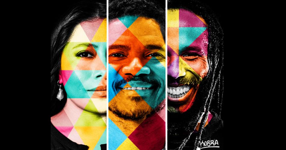 Natiruts, Ziggy Marley e Yalitza Aparicio evocam a união das Américas em nova música
