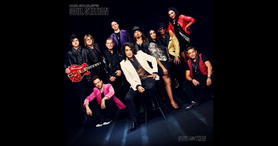 """Paul Stanley, do Kiss, anuncia lançamento de seu álbum de R&B; ouça o single """"O-o-h Child"""""""