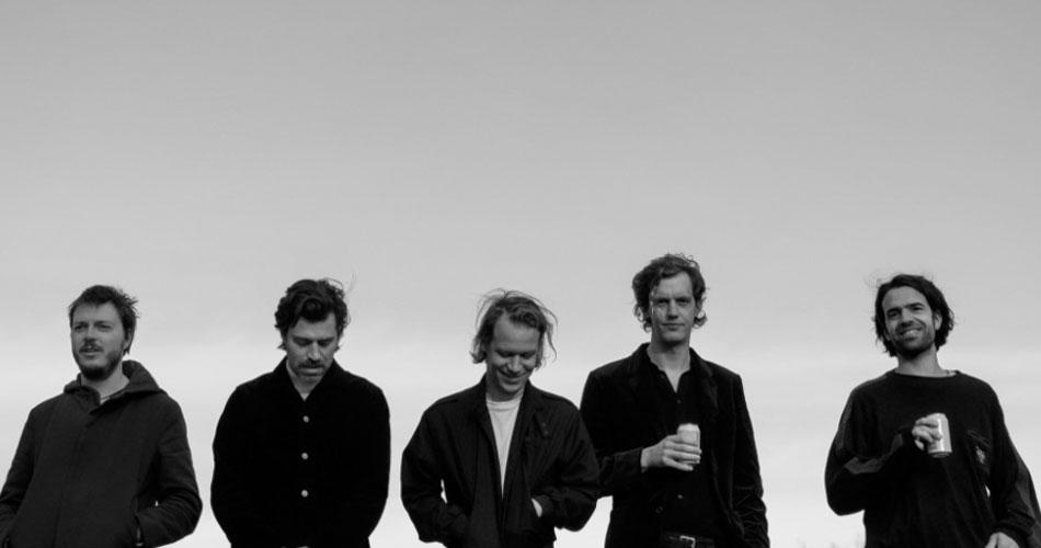"""Balthazar: banda belga disponibiliza álbum """"Sand"""" para audição"""