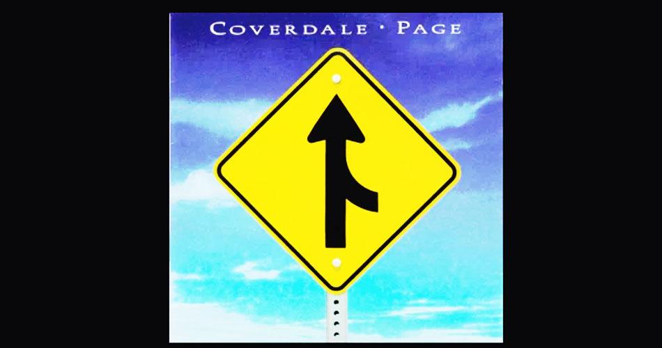 David Coverdale pensa em dar continuidade à colaboração com Jimmy Page