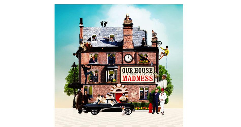 Banda ícone dos anos 80, Madness anuncia coletânea