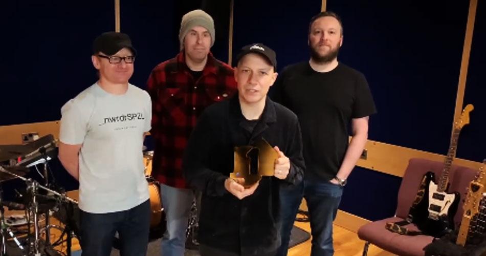Mogwai atinge primeiro lugar na parada britânica de álbuns