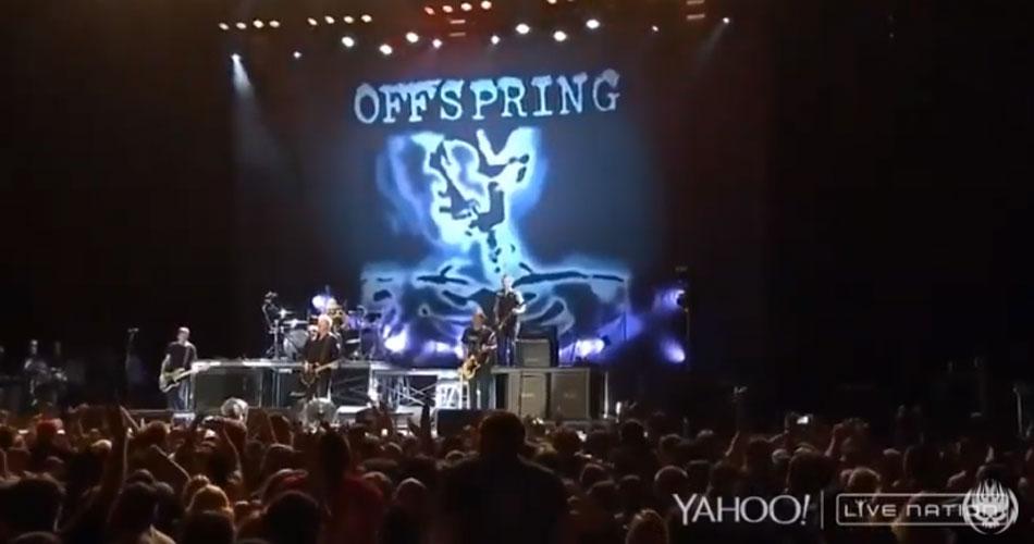 """Offspring toca álbum """"Smash"""" na íntegra em show disponibilizado no YouTube"""