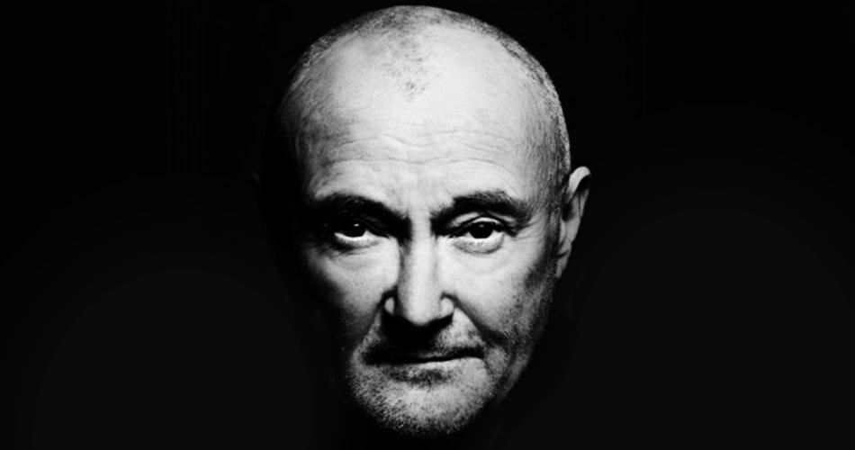 Phil Collins comemora 40 anos de carreira solo com lançamento de podcast
