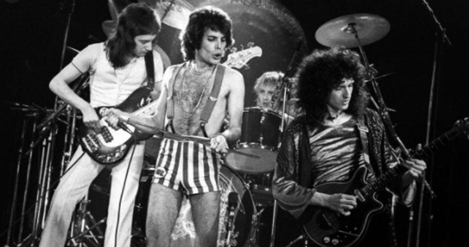 Brian May descobre fita com uma das primeiras apresentações ao vivo do Queen