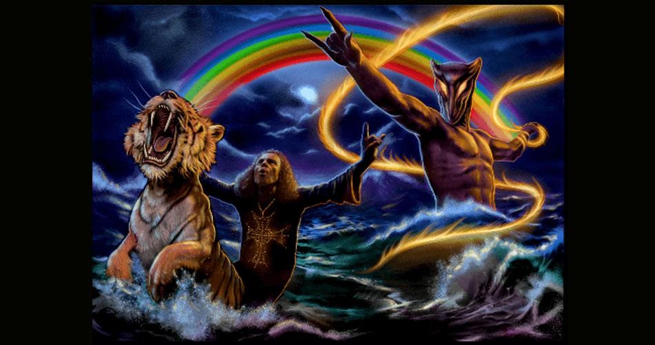 """Dio: """"Holy Diver"""" ganha versão graphic novel"""